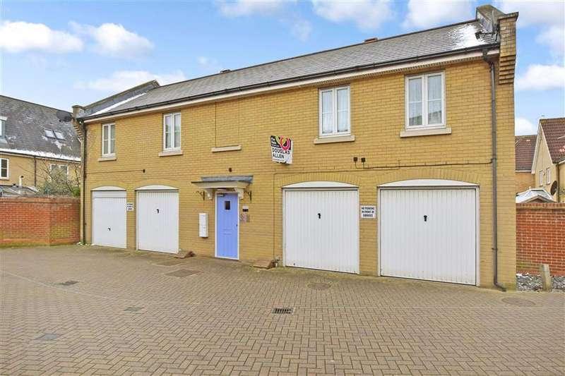 1 Bedroom Flat for sale in Monarch Way, Newbury Park, Ilford, Essex