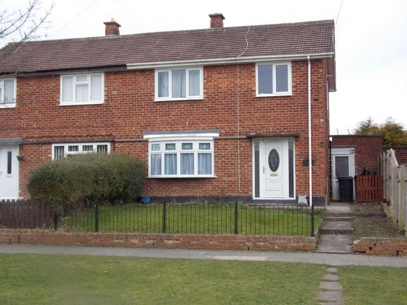 3 Bedrooms Semi Detached House for sale in Nickstream Lane, Darlington