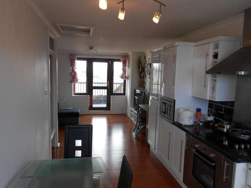 2 Bedrooms Apartment Flat for sale in Vermeer court, london, E14