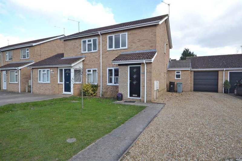 2 Bedrooms Semi Detached House for sale in Birch Road, Stamford
