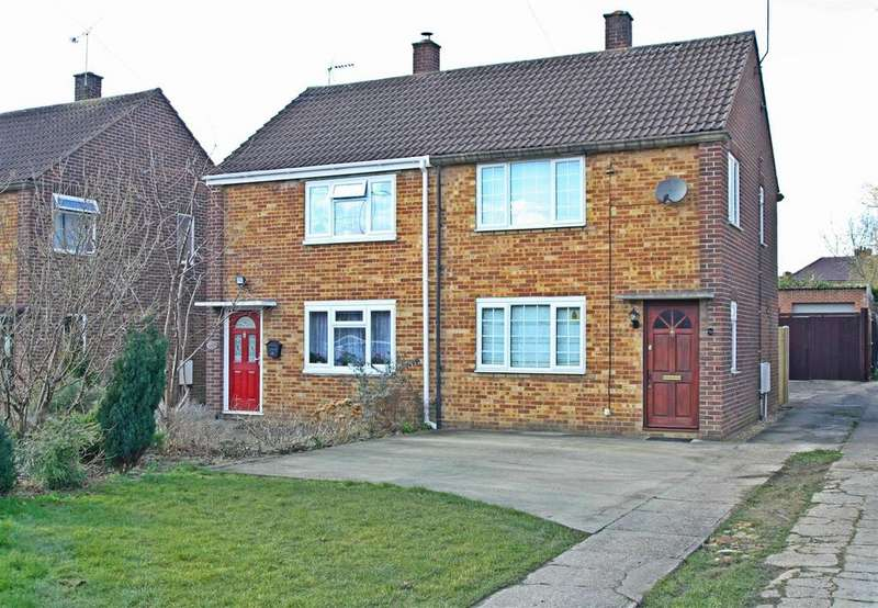 2 Bedrooms Semi Detached House for sale in Newton Road, Bletchley, Milton Keynes