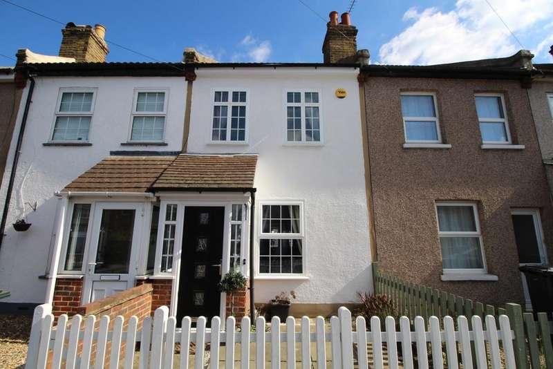 2 Bedrooms Terraced House for sale in Blenheim Road Dartford DA1