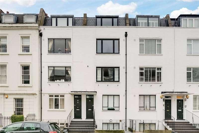 3 Bedrooms Flat for sale in Westmoreland Terrace, London