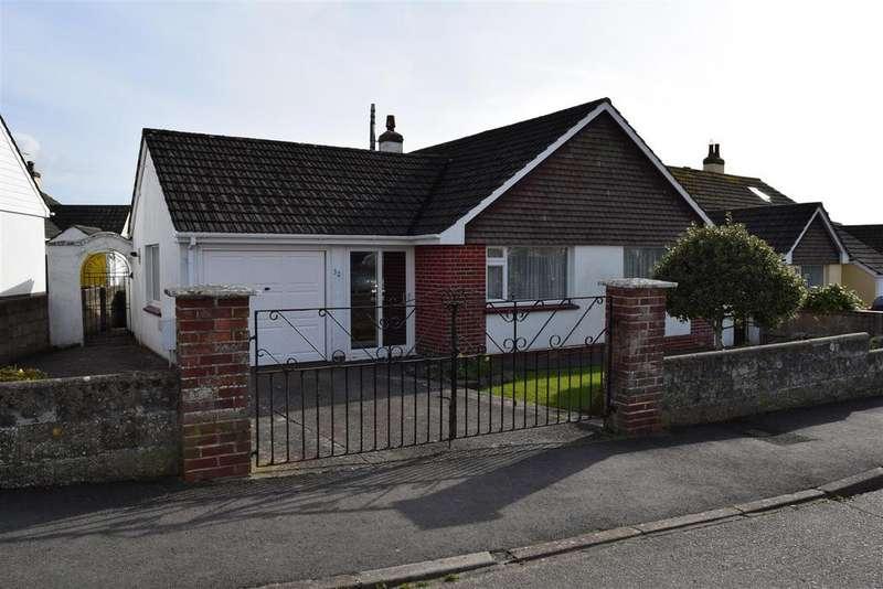 3 Bedrooms Detached Bungalow for sale in Elizabeth Drive, Barnstaple