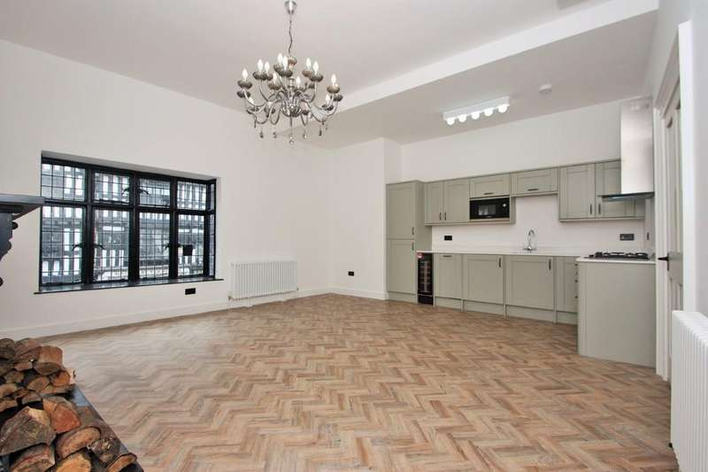 2 Bedrooms Apartment Flat for sale in 1 Mercers Croft, Stratford-upon-Avon