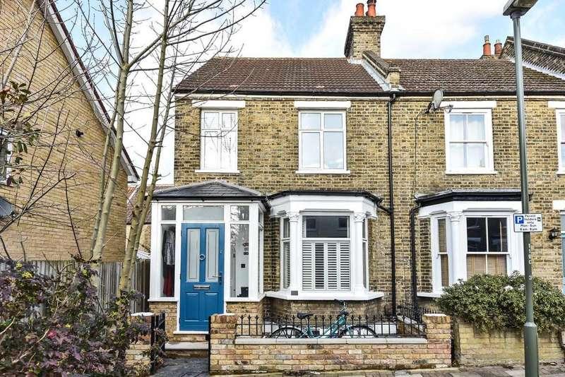 3 Bedrooms End Of Terrace House for sale in Camden Grove, Chislehurst