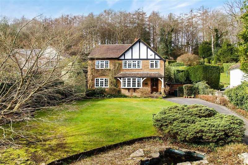 5 Bedrooms Detached House for sale in Marley Combe Road, Haslemere, Surrey, GU27