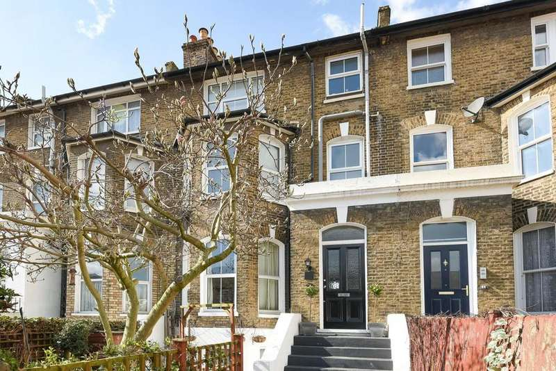 3 Bedrooms Flat for sale in Baring Road, Lee