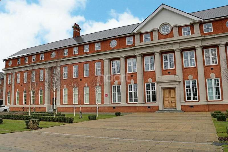 2 Bedrooms Flat for sale in Shorts Building, New Cardington