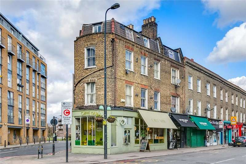 6 Bedrooms End Of Terrace House for sale in Kennington Lane, London