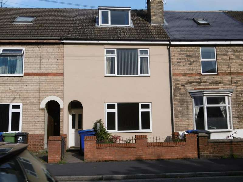 5 Bedrooms Terraced House for sale in Ropery Road, Gainsborough, DN21 2NP