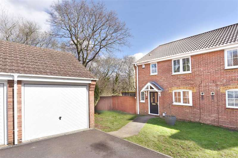 3 Bedrooms Semi Detached House for sale in COLLINGWORTH RISE, PARK GATE