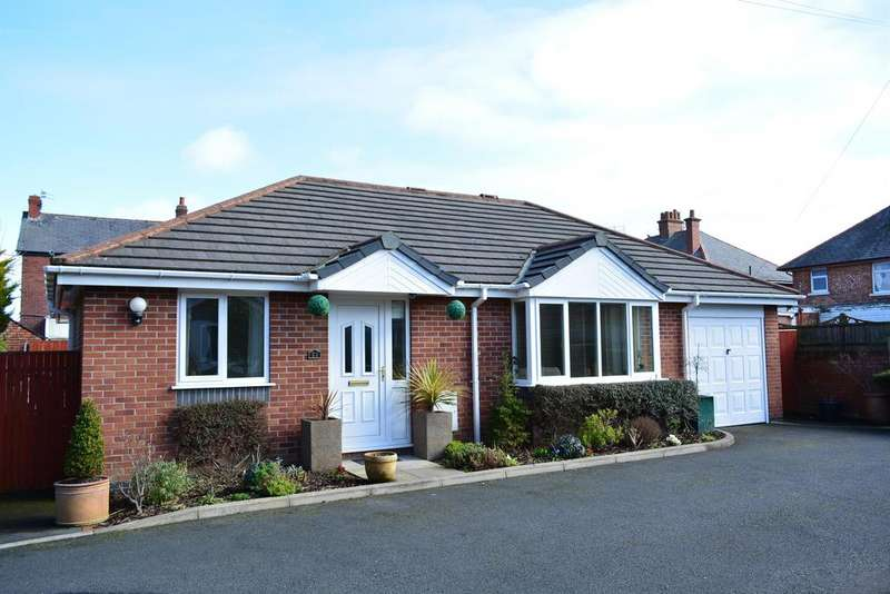 3 Bedrooms Detached Bungalow for sale in Princeway, Blackpool, FY4 2DQ