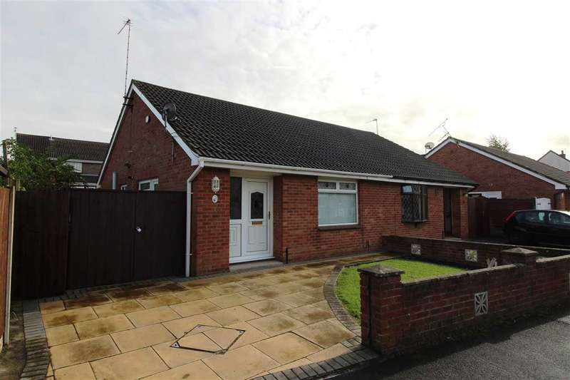 2 Bedrooms Bungalow for sale in Jedburgh Drive, Kirkby