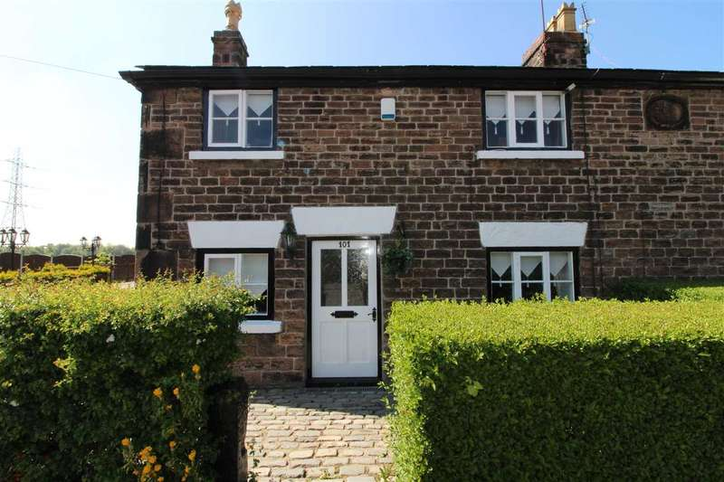 2 Bedrooms Cottage House for sale in Ribblers Lane, Kirkby