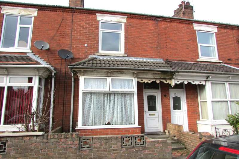 3 Bedrooms Property for sale in Diana Street, Scunthorpe, DN15