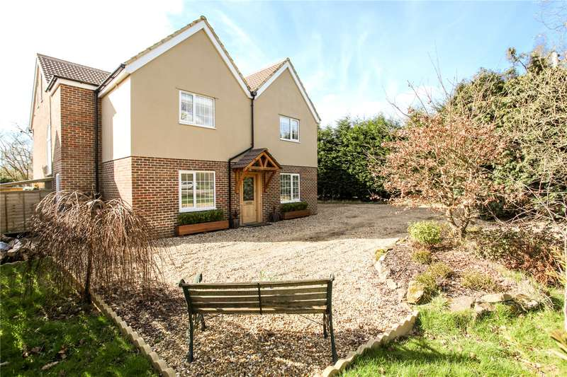 6 Bedrooms Detached House for sale in Guildford Road, Cranleigh, Surrey, GU6