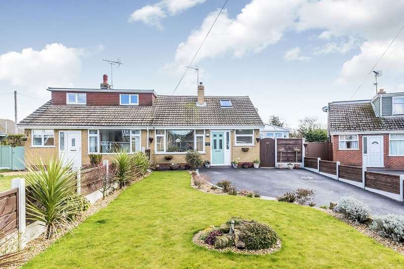 2 Bedrooms Detached Bungalow for sale in Lime Close, Sandbach, CW11
