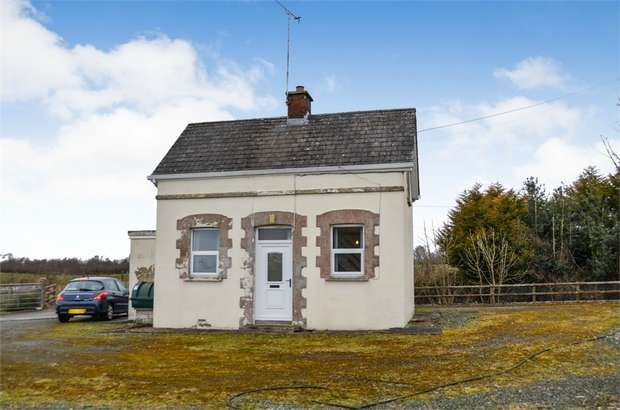 3 Bedrooms Detached Bungalow for sale in Coronation Cottages, Omagh, County Tyrone