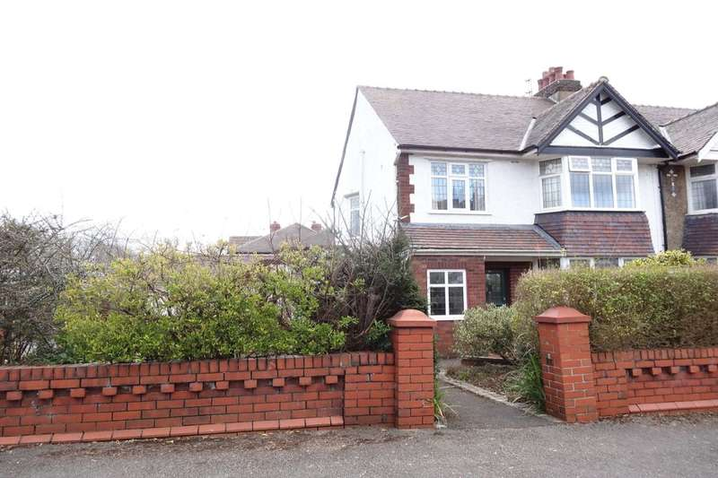 3 Bedrooms Semi Detached House for sale in Yewlands Drive, Fulwood, Preston, PR2