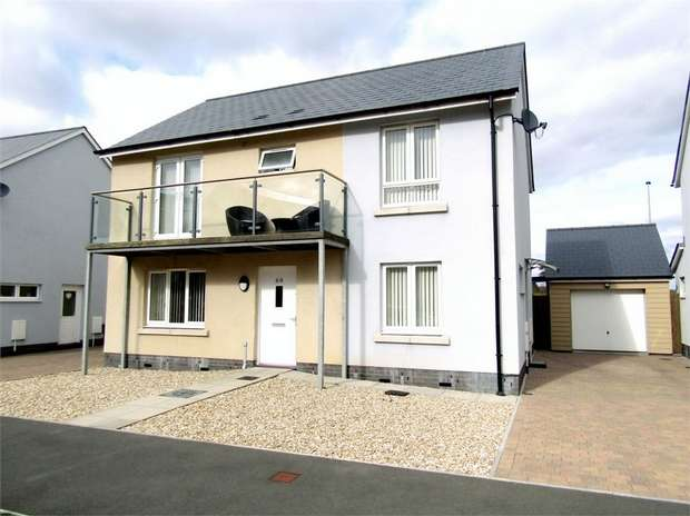4 Bedrooms Detached House for sale in Bwlchygwynt, Llanelli, Carmarthenshire