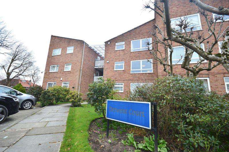 2 Bedrooms Apartment Flat for sale in Derwent Court, Calderstones
