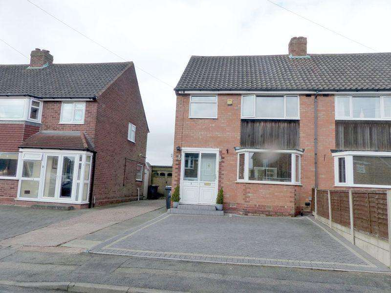 3 Bedrooms Semi Detached House for sale in Cookesley Close, Great Barr