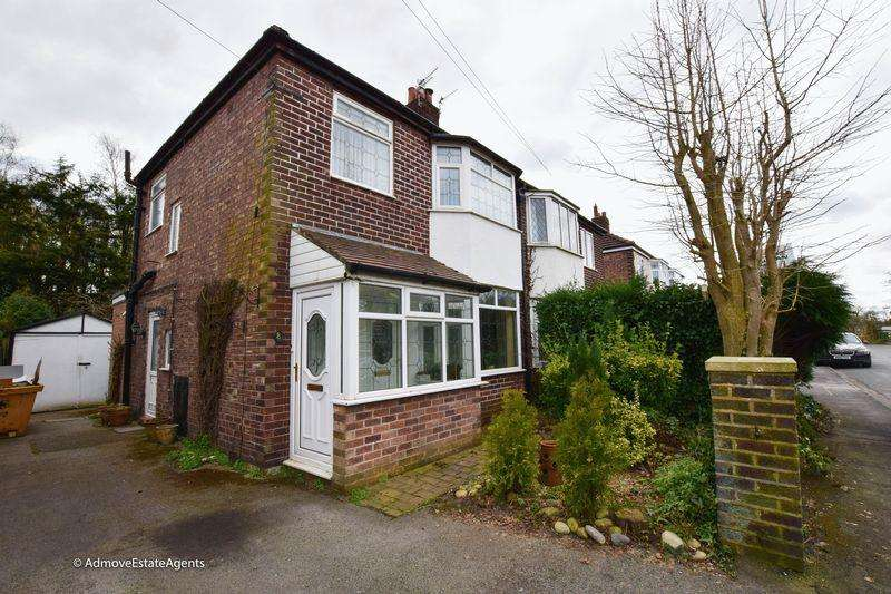 3 Bedrooms Semi Detached House for sale in Albany Road, Lymm