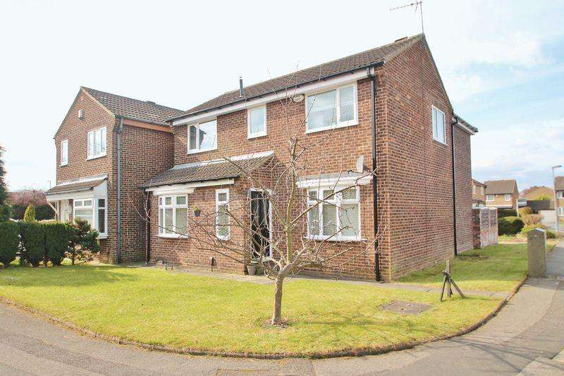 4 Bedrooms Detached House for sale in Willowbank, Coulby Newham