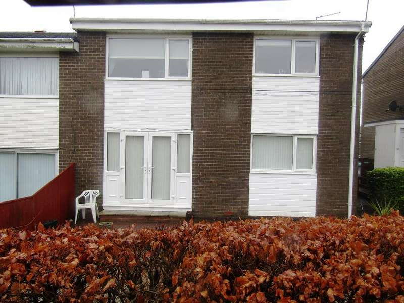 2 Bedrooms Ground Flat for sale in Aberfoyle Court, Stanley, Co Durham, DH9 6UL