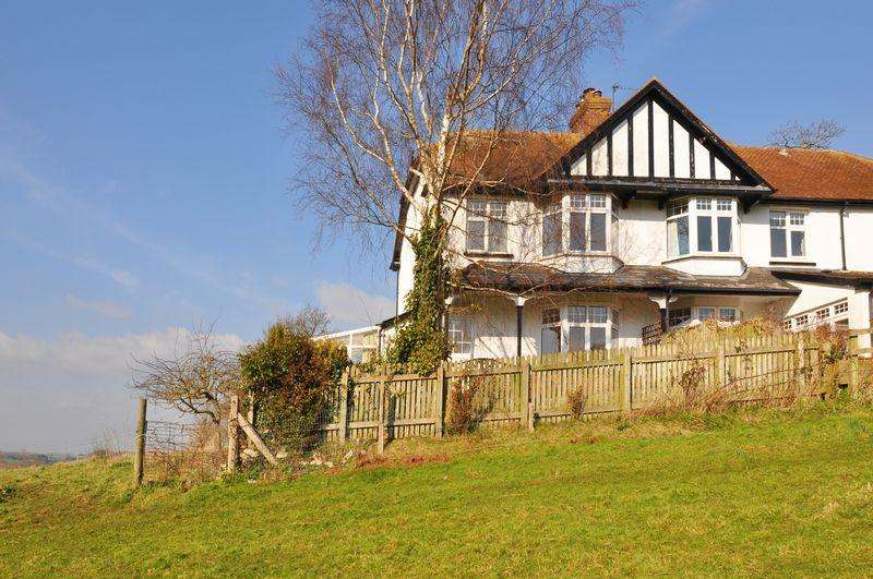 3 Bedrooms Semi Detached House for sale in Newton St Cyres, Near Exeter