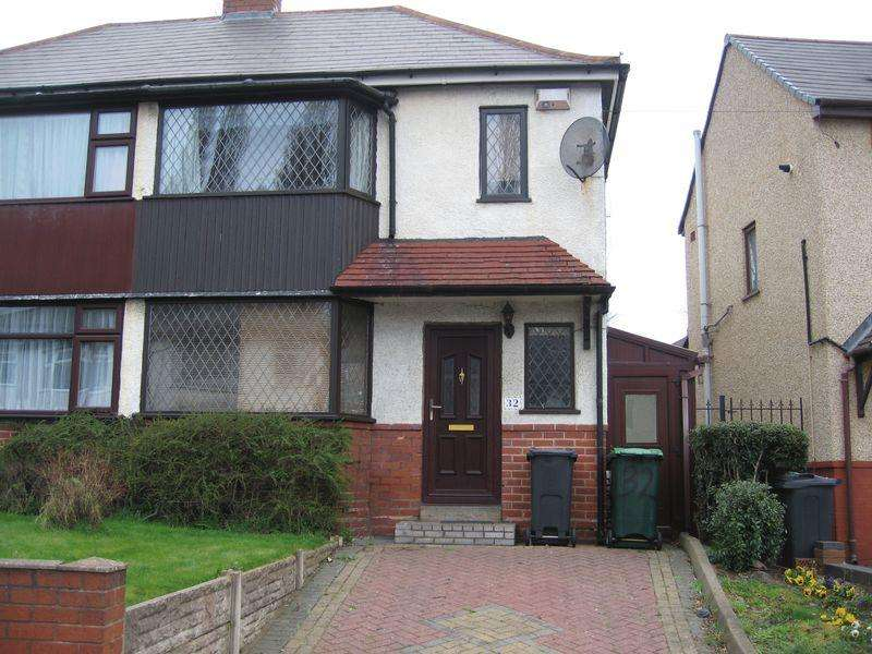 3 Bedrooms Semi Detached House for rent in Coles Lane, West Bromwich