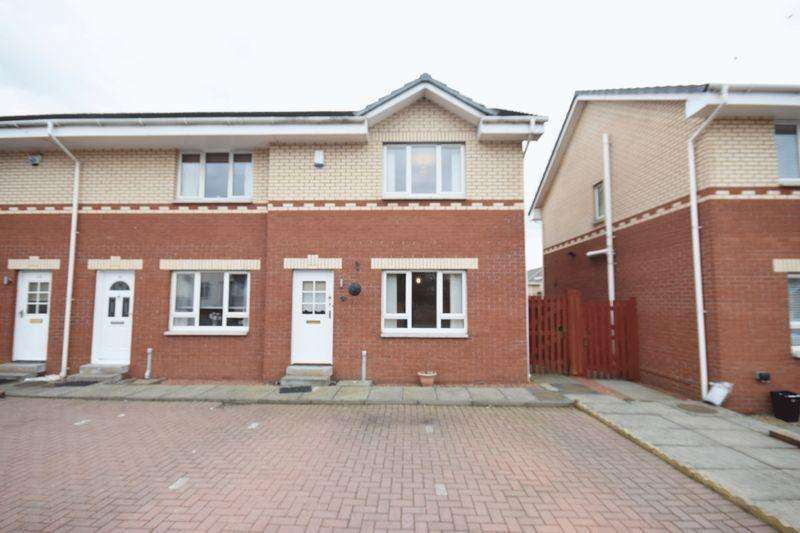 3 Bedrooms End Of Terrace House for sale in 39 Mackinlay Place, Kilmarnock KA1 3DN