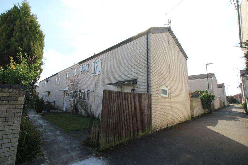 3 Bedrooms Terraced House for sale in Furnace Green, Crawley