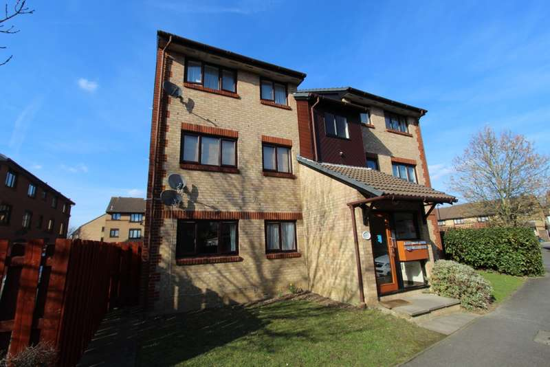 2 Bedrooms Apartment Flat for sale in Davies Close, Addiscombe, CR0