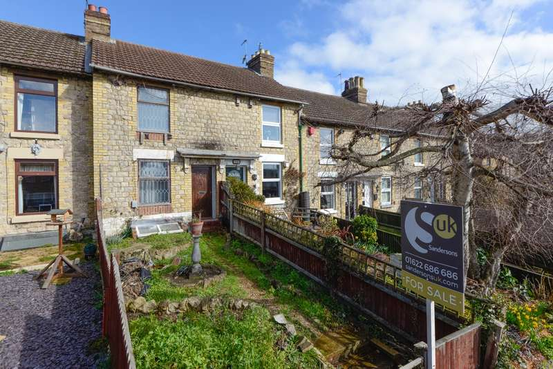 2 Bedrooms Terraced House for sale in Tonbridge Road, Maidstone, ME16