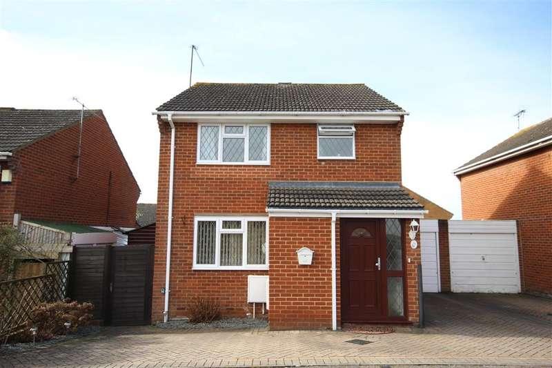 3 Bedrooms Link Detached House for sale in Hurst Park Road, Twyford, RG10