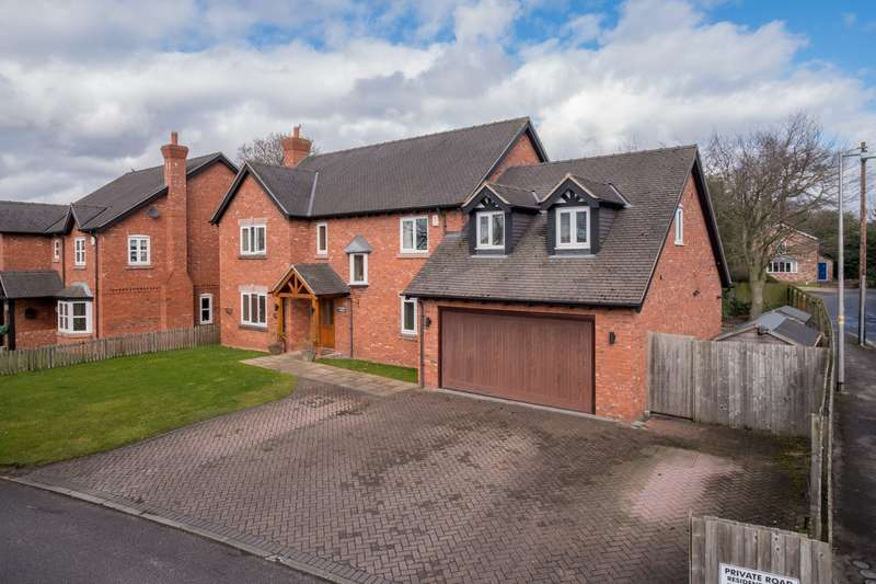 5 Bedrooms House for sale in 5 bedroom House Detached in Northwich
