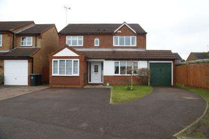 4 Bedrooms Detached House for sale in Ablard Gardens, Chilwell, Nottingham