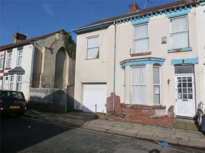4 Bedrooms Semi Detached House for sale in Birstall Road, Liverpool, Merseyside, L6