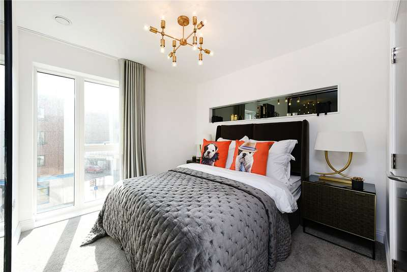 3 Bedrooms Flat for sale in Abode, 139-141 Mare Street, E8