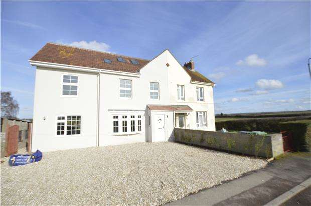 6 Bedrooms Semi Detached House for sale in Woodside Road, Coalpit Heath, BRISTOL, BS36 2QR