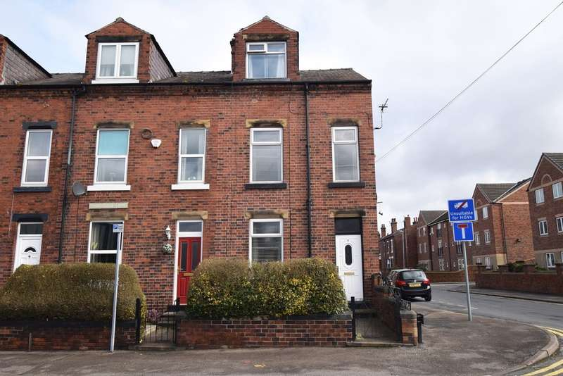 4 Bedrooms End Of Terrace House for sale in Holmfield Lane, Thornes, Wakefield
