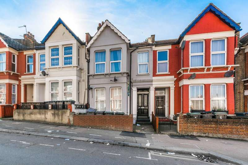 1 Bedroom Flat for sale in Wightman Road, Harringay, N4