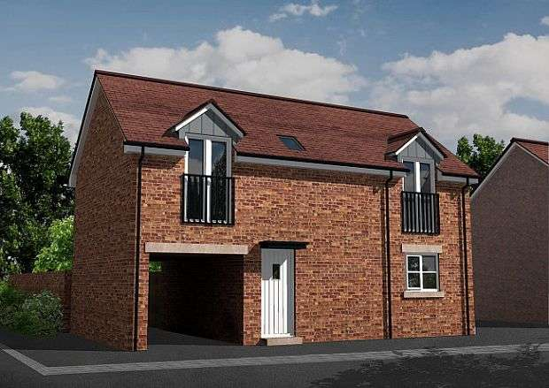 3 Bedrooms Detached House for sale in Irvine Gardens, St. Martins, Oswestry, Shropshire, SY11 3AX