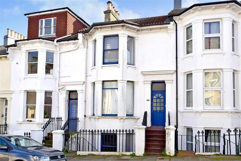4 Bedrooms Terraced House for sale in Roundhill Crescent, , Brighton, East Sussex