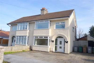 3 Bedrooms House for rent in Heygarth Road, Eastham