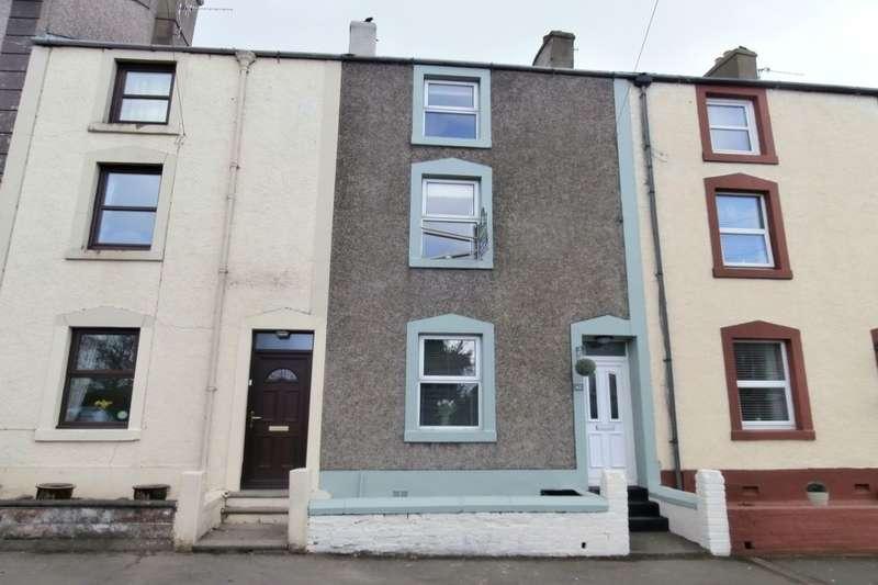 3 Bedrooms Property for sale in Crossfield Road, Cleator Moor, CA25