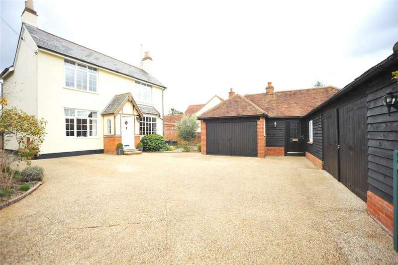 3 Bedrooms Detached House for sale in Cock Lane, Highwood, Chelmsford, Essex, CM1