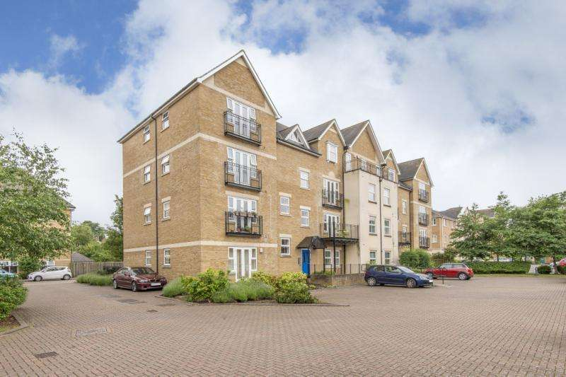 1 Bedroom Apartment Flat for sale in Elizabeth Jennings Way, Oxford, Oxfordshire